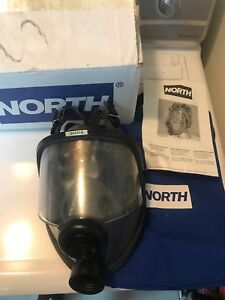 North By Honeywell 54001 5400 Full Face Respirator Kit Small Without Filter