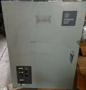 Westinghouse Automatic Transfer Switch