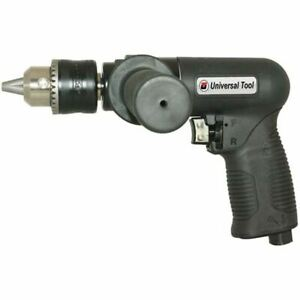 Universal Tool Ut2855r 1 2 Reversible Air Drill W chuck Key
