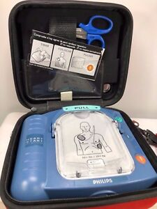 Philips Heartstart Onsite Aed M5066a