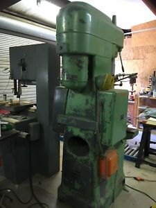 Moore Tool Jig Boring Machine And Taft Pierce Surface Grinder