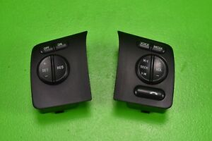 06 08 Ford Explorer Both Steering Wheel Mounted Controls Radio And Cruise