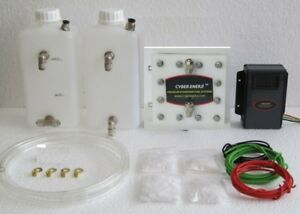 Hydrogen Fuel Saving Kit Up To 2000 Cc 11 Plate Hho Dry Cell Kit