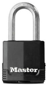 Master Lock M115kalf covered Extreme Weather 1 75 Padlocks keyed Alike Pack 6