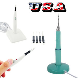 Dental Gutta Percha Obturation System Endo Heated Pen gum Percha Cutter W Tips