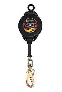 New Guardian Fall Protection Velocity Cable Self retracting Lifeline 30ft Slr