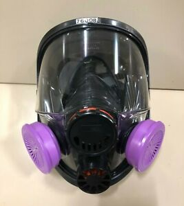 North By Honeywell 760008a Full Face Respirator