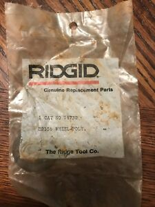 Ridgid 74730 Polyethylene Cutting Wheel For Cutters 30p 154p And 156p