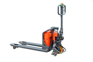 Noblelift 27 X 48 Easy Mover Semi electric Pallet Jack Spte33x 2748