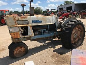 Ford 6000 Commander Tractor For Parts Call