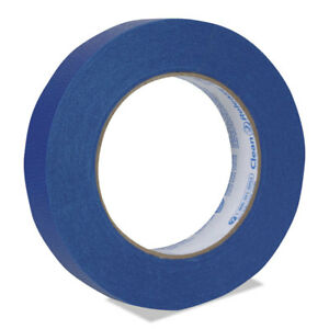 Duck Clean Release Painter s Tape 0 94 X 60 Yds 3 Core Blue 24 Per Pack