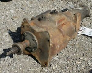 Ford Top Loader 3 Speed Transmission 67 72 Mustang Rat E1 059167 C3ar 7006c W1