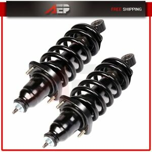 For 2003 2011 Honda Element Rear Pair Complete Struts Shock Absorbers W Springs
