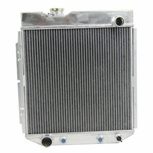 Radiator For 1961 1965 Ford Econoline 1965 1966 Ford Mustang Falcon V8 Swap