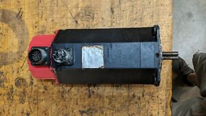 Fanuc A06b 0512 b504 7073 Dc Servo Motor Model 5 With Encoder