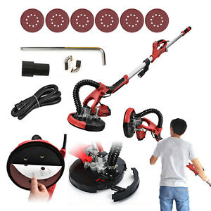 Bn New 750w Drywall Sander Electric Variable Adjustable Speed Sanding led Light