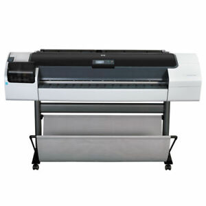 Hp Designjet T1200ps Hd 44 Large format All in one Inkjet Printer Cq653cbcb