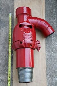 King 4sc 4 Swivel Water Well Drilling Oilfield Swivel Gefco Circulating Head 4sc