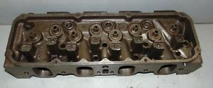 Ford Cleveland 351 4v Cylinder Head Bare Builder 9 17 69 Clean Nice Guaranty Mv
