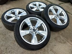 19 Ford Mustang 2018 2019 Gt Oem Wheels Rims 2013 2014 2015 2016 2017 10158 New