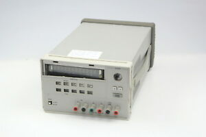 Hp E3631a Triple Output Dc Power Supply For Parts Or Repair