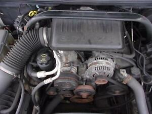 Engine 2005 Jeep Grand Cherokee 3 7l V6 Motor 185k Warranty Nice