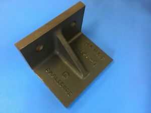 Challenge L 101 Precision Angle Plate 4 X 5 X 6 In Inspection Machinist Tools
