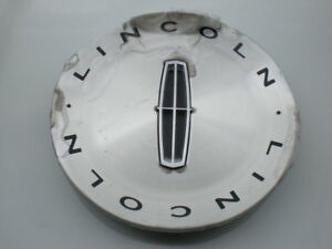 2003 2005 Lincoln Ls Machined Finish Oem Center Cap P n 2w43 1a096 bb