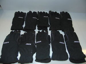 10 pack Firm Grip Blizzard Winter Gloves Large