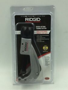 Ridgid 1 4 1 7 8 Quick acting Tubing Cutter model 151 new