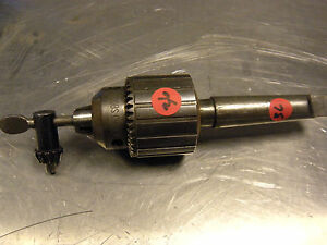 Jacobs No 3a Supreme Drill Chuck 3 Morse Taper