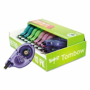 Tombow Mono Correction Tape Retro 10 pk