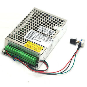 8a Pwm Dc Motor Speed Controller Ac180v 260v Input Dc90v Output Digital Display