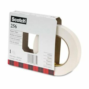 Scotch White Paper Tapes Tape flatback 60yd Boxed D964 4 pack Of5