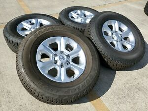 17 Toyota Tacoma 2018 Oem Wheels Rims Tires 2016 2017 2019 4runner Fj New 75153