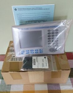 New Allen Bradley Panelview Plus 600 With Remote I o 2711p rn1 2711p b6m1d
