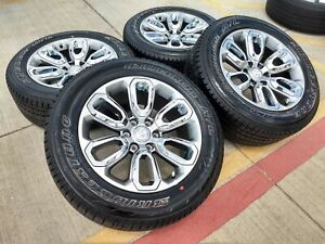 20 Toyota Tacoma 4runner Chrome Oem Wheels Rims Tires 2011 2012 2013 2014 2015