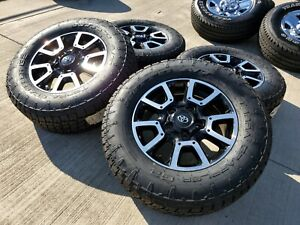 20 Toyota 4runner 2018 Tacoma Wheels Rims Tires 2014 2015 2016 2017 2019 69561