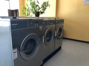 Huebsch 2009 Coin Laundry Package 19 Washers 10 Stacks