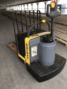 Hyster Electric Pallet Jack B6oz