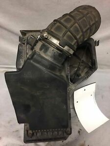 Oem 09 10 11 Audi A4 Air Cleaner Filter Box Tested M514 Wj3d7