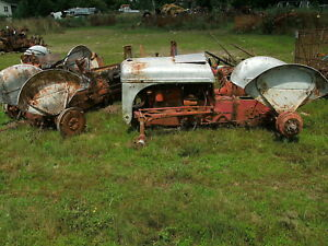 Ford 2n 8n 9n Tractor One Lot Tractors One Money