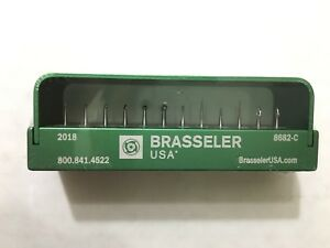 Brasseler Composite Preparation And Finishing Bur Block Brand New In Box