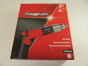Snap On Pdr5000a 1 2 Reversible Air Drill New Condition