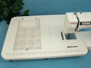 Heavy Duty Industrial Strength Sewing Machine Walking Foot Large Ext Table
