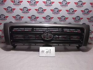 Toyota Tacoma 1997 1998 1999 2000 2001 Oem Front Grille 53100 04090