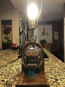 Vintage Westinghouse Type Ob Electric Meter Lamp 15 Amp 115 230v