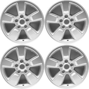 New Set Of 4 16 Alloy Wheels Rims For 2008 2012 Jeep Liberty 9084