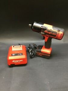 Snap on 18v 1 2 Drive Cordless Monster Lithium Impact Wrench model Ct8850o