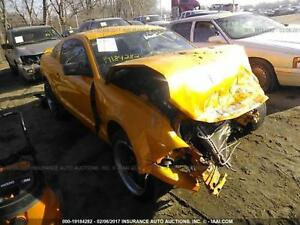 Manual Transmission 07 08 09 10 Ford Mustang 4 6l 5 Speed Tr3650 112k